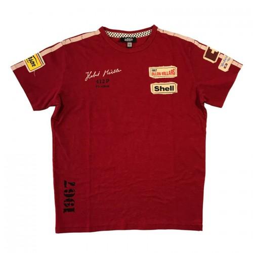 T-Shirt Ollon-Villars 1967 Red