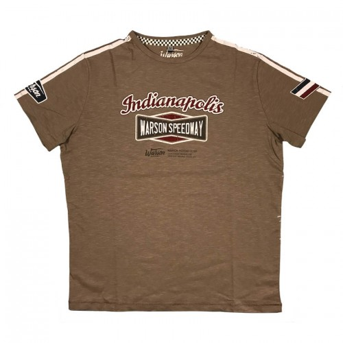 T-Shirt Indianapolis Brown