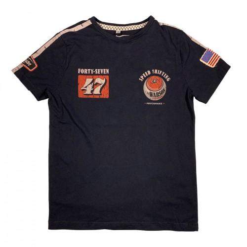 T-shirt Speed Shifting