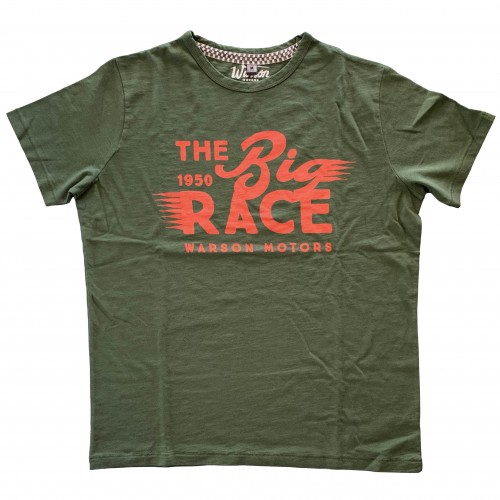T-shirt The Big Race 50