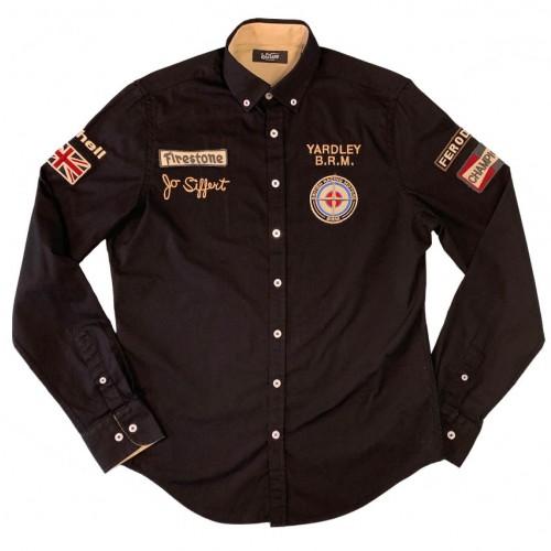Warson Motors Jo Siffert BRM shirt black