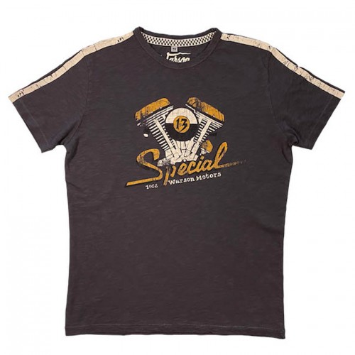 T-shirt special carbone
