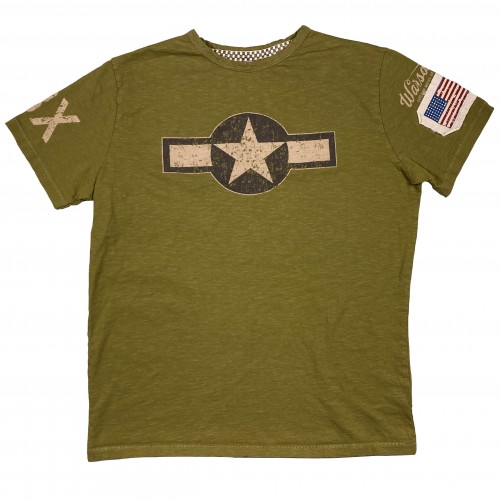 T-shirt airborne that's all brother