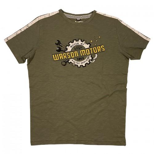 T-shirt racing service