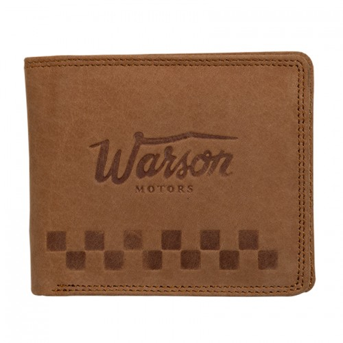 Light Brown Large Wallet
