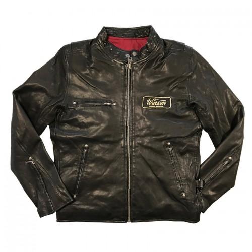 Easy Rider Jacket Black Goat