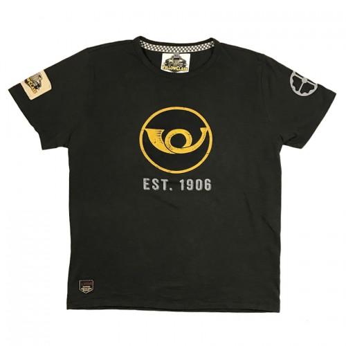 Posthorn Carbone - T-shirt