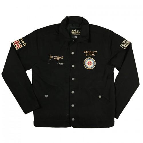 Heavy Driver Jo Siffert Jacket black