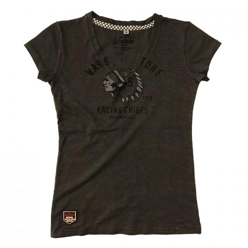 Racing Chiefs Grey - T-shirt