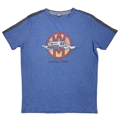 T-shirt Air Races Blue