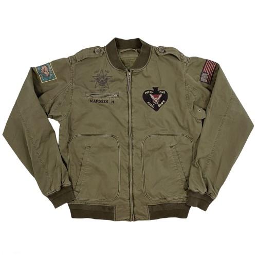 Flying Death Pilot Jacket - Warson Motors