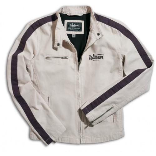 Fabric Jacket Original Style Off-white