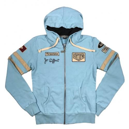 Hoodie Siffert Targa Blue
