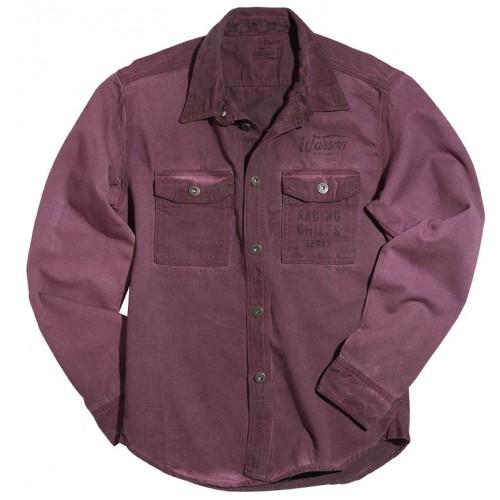 Bordeaux Mecano Shirt