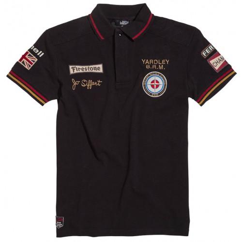 Polo Siffert BRM Black for Men