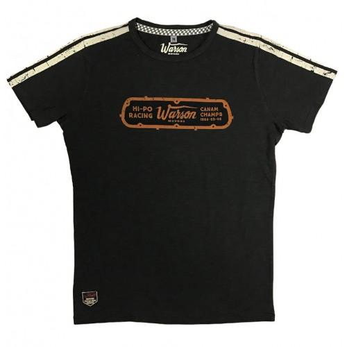T-shirt Gasket Carbone - Warson Motors