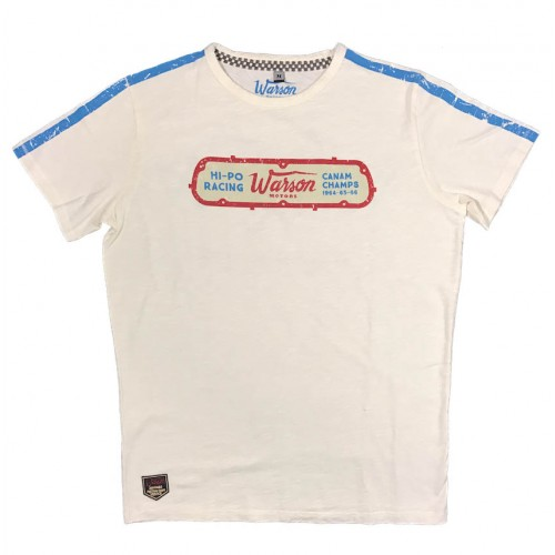 T-shirt - Gasket Off-White