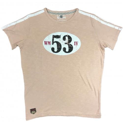 T-shirt - Birdcage Rusty