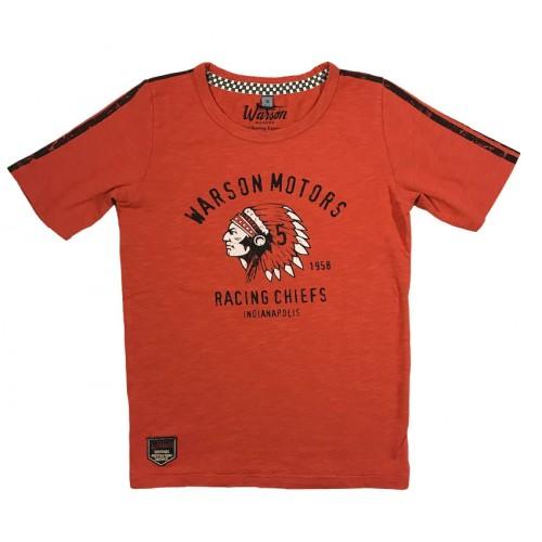 Big Chief Orange Kids - T-shirt