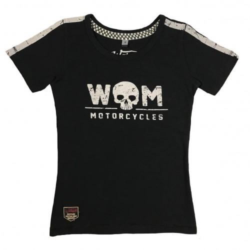 T-shirt - Motorcycle Black Kids
