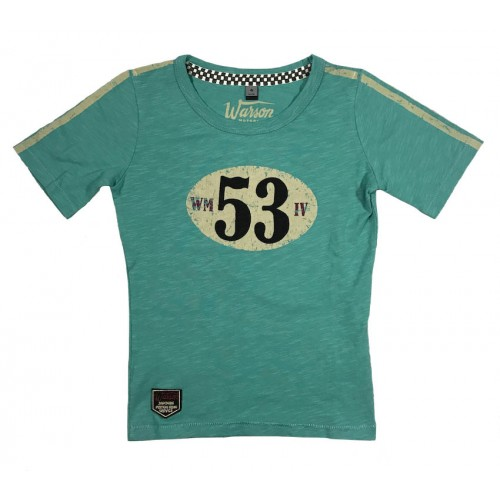 T-shirt - Birdcage Green Kids