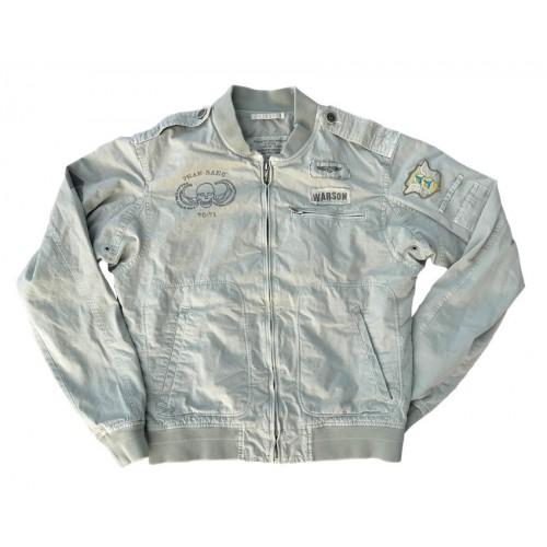 Military Pilot Jacket Kaki
