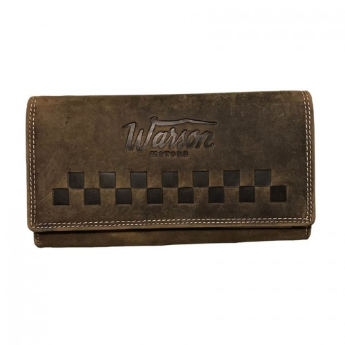 Wallet Ladies Brown