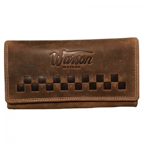 Wallet Ladies Tan