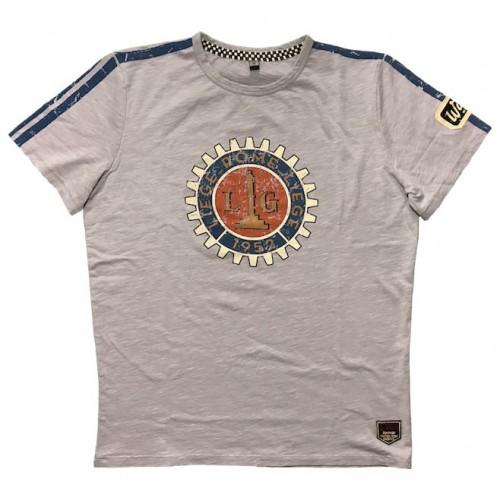 Liege Rome Light Grey - T-shirt