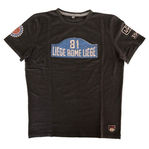 Liege Rome Carbone - Racing T-shirt