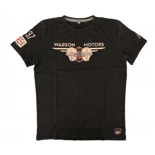 T-shirt rider - Heaven Riders Carbone